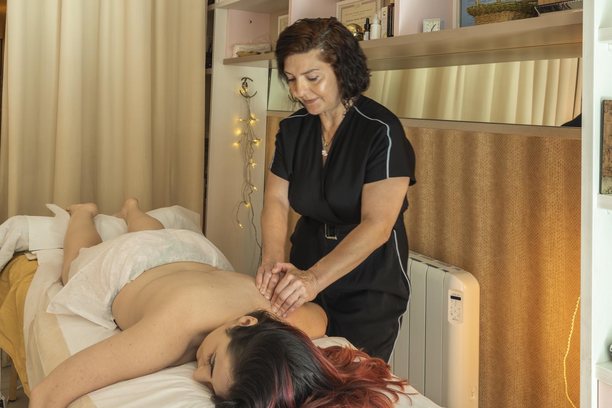 Tu centro de masajes en Madrid